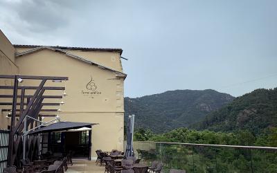 Rénovation du glacier Terre adélice en plein cœur de l'Ardèche